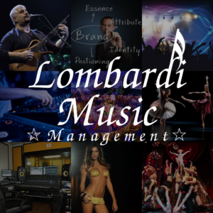 Lombardi Music ☆Management☆