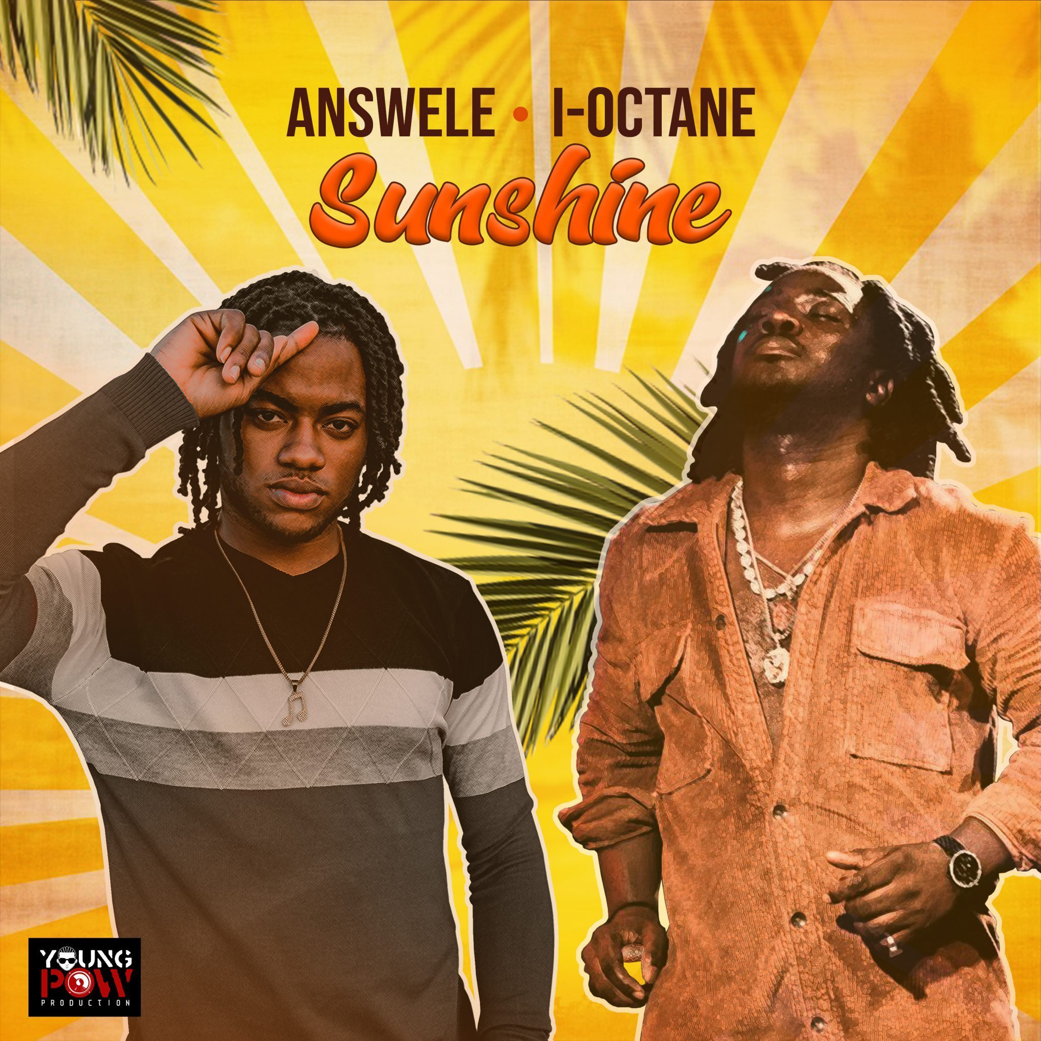 SUNSHINE / Brand new single Answele featuring I-Octane (Young Pow Prod.)